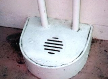 Asbestos Cement drain surround