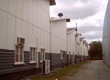 Asbestos Cement sheet Factory wall and roof