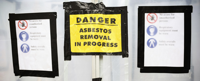 ACV-GARDS Asbestos links