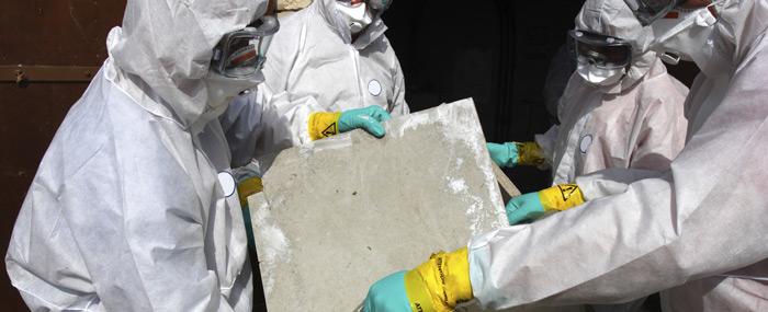 ACV-GARDS Asbestos removal