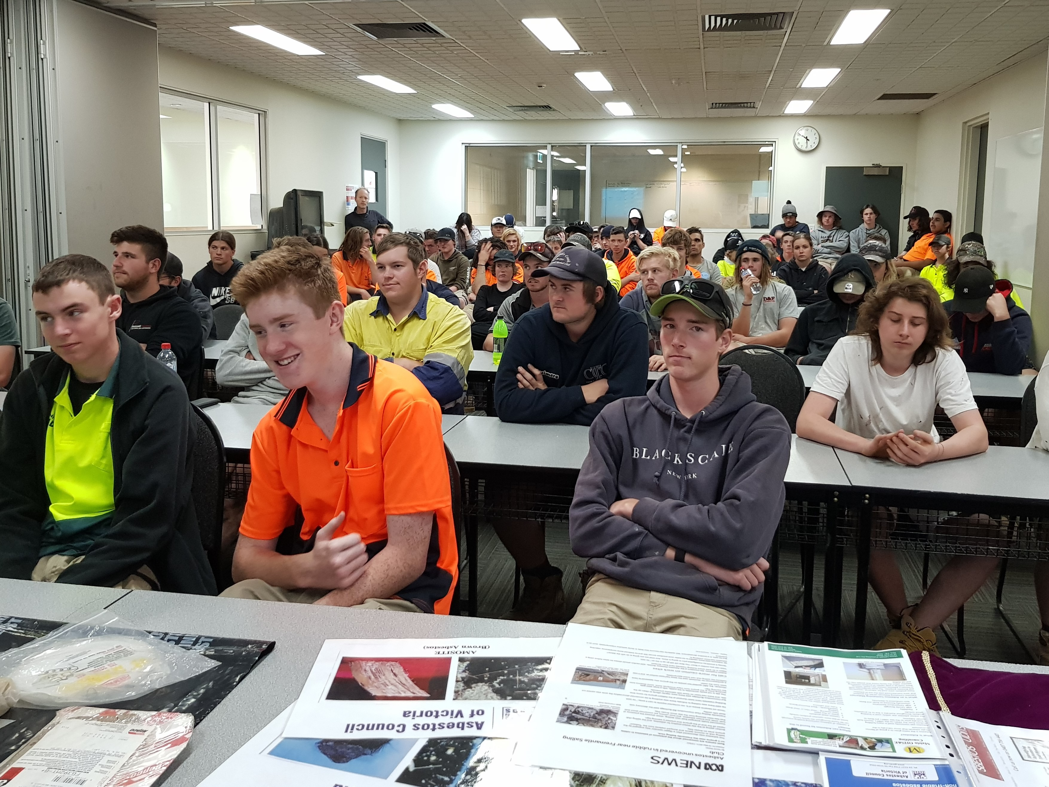 Bendigo TAFE Asbestos Awareness 2018